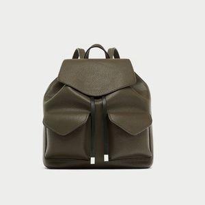Olive Backpack 🎒